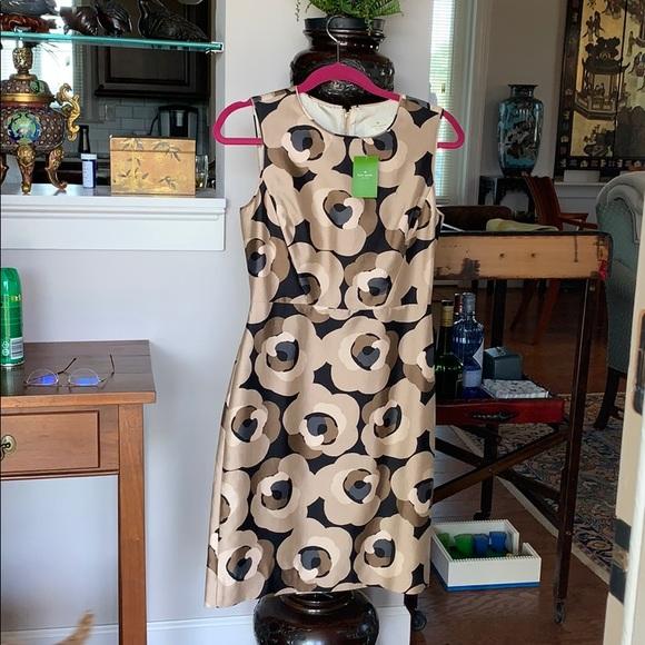 Kate Spade Deco Rose Della Dress